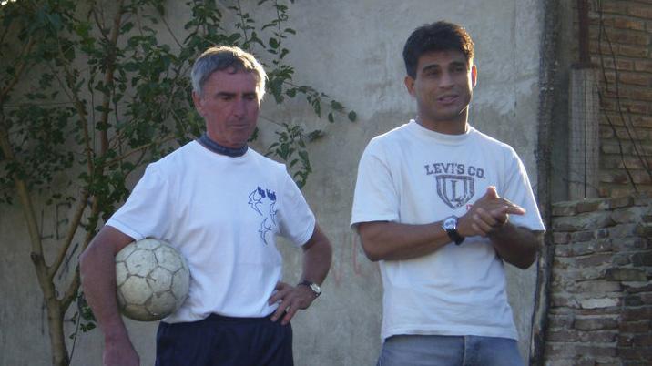 Hugo Mateos jugó...