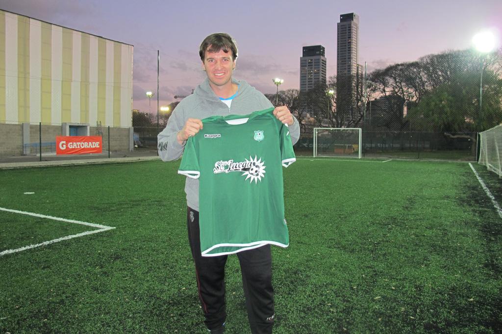 Francisco Maciel dejó de jugar al fútbol profesional hace pocos años. Sin embargo, no se alejó del mundo deportivo