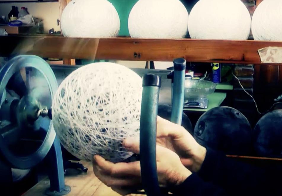 Nos acercamos a la fabrica de Boldier para averiguar cómo se hace la mejor pelota de fútbol