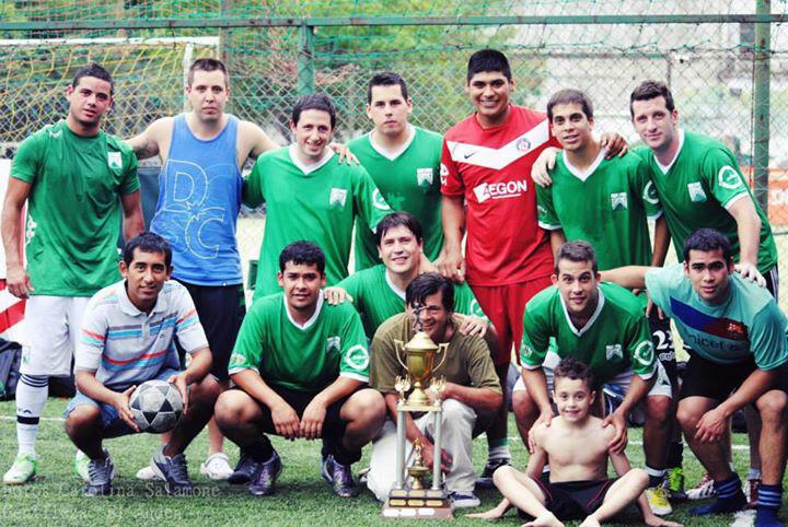 Hablamos con Fernando Rodriguez, defensor de Nicasio Oroño, nos contó sobre el rendimiento del equipo en el torneo que disputan en el complejo de fútbol El Anden.