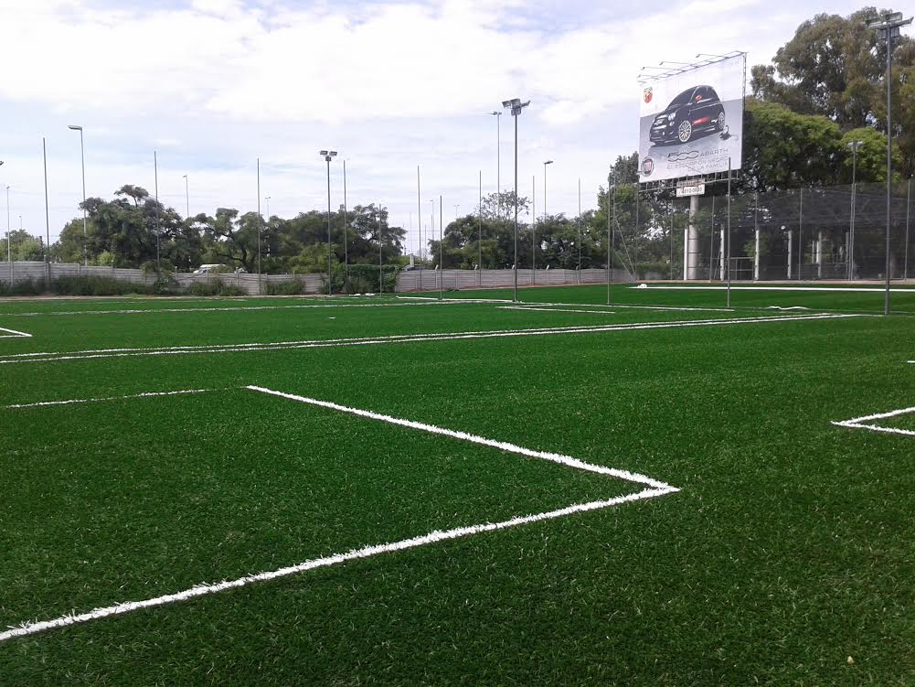 <em>Hablamos con Francisco Gutierrez, socio fundador del nuevo complejo de Nuñez, Grun FC esta por arrancar con todo, y con sus 12 canchas de futbol 5 y 4 de futbol 8 tiene ganas de meterse de lleno al mundo del futbol amateur.</em>