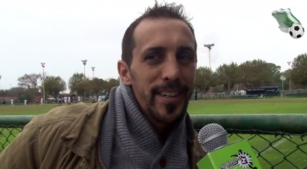 Hablamos de fútbol amateur con el Pepe Chatruc