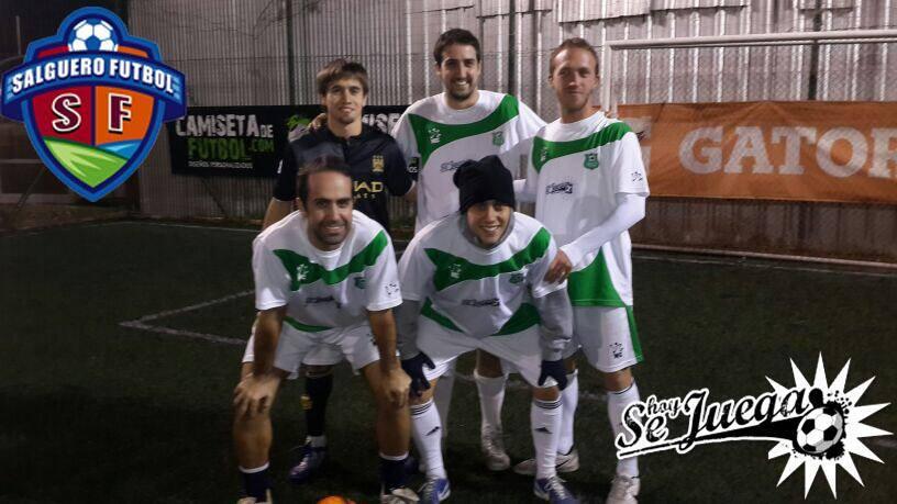 """<p>Hablamos con Agustin Cascón, el 10 del equipo de HoySeJuega que esta disputando el torneo empresarial de """"Salguero Futbol"""". Nos habla de la historia del equipo, su actualidad y objetivos.</p> <p></p>"""