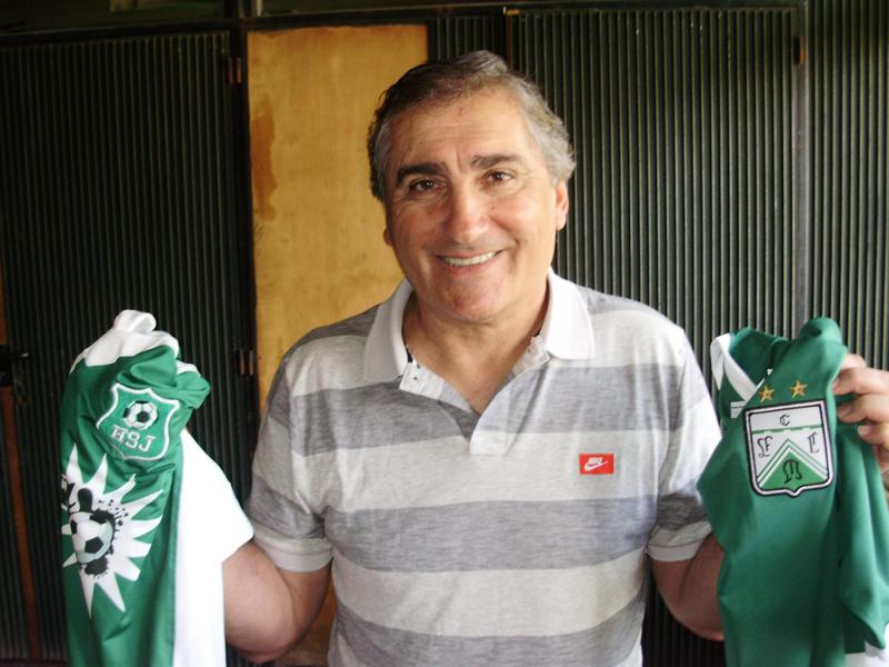 Nos acercamos al Club Ferro Carril Oeste para disfrutar de un mano a mano con José Santos Romero, más conocido como José Romero o Pepe Romero, actual entrenador del verdolaga.
