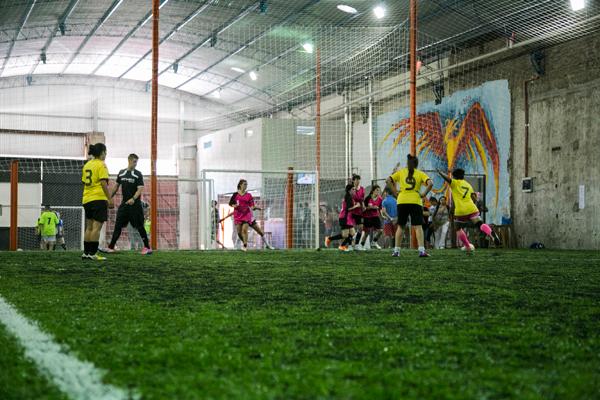 Fenix Futbol Aca Hay Buena Onda Y Eso Es Lo Que A La Gente Mas Le