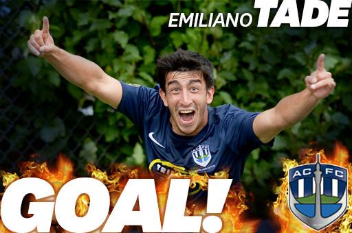 El Mundial de Clubes que se disputa en Marruecos, tiene un argentino que se destaca por sobre el resto. Les presentamos a Emiliano Tade, que se fue a Nueva Zelanda a empezar de cero y hoy es una de las máximas figuras del fútbol de aquel país.