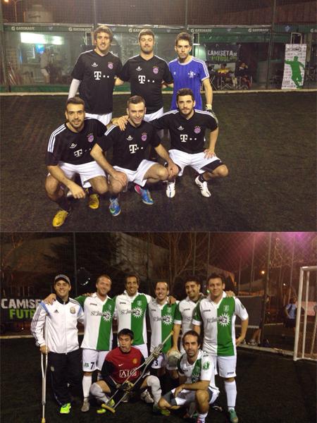 """<p>HoySeJuega jugó la final de la copa del mismo nombre contra Anaconda en los complejos de Salguero Fútbol. Fair Play, grandes momentos<span style=""""font-size: 12.8000001907349px;"""">y pelea hasta el final.</span></p>"""