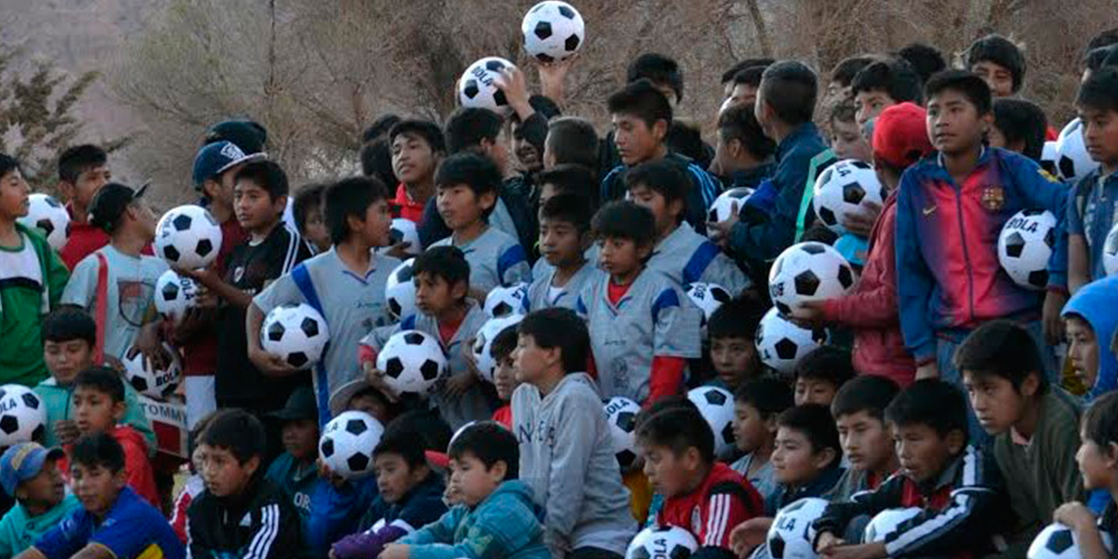 El fútbol es el...
