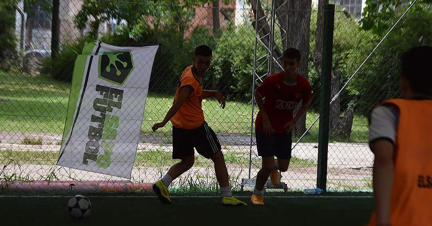 El Sapo Fútbol...