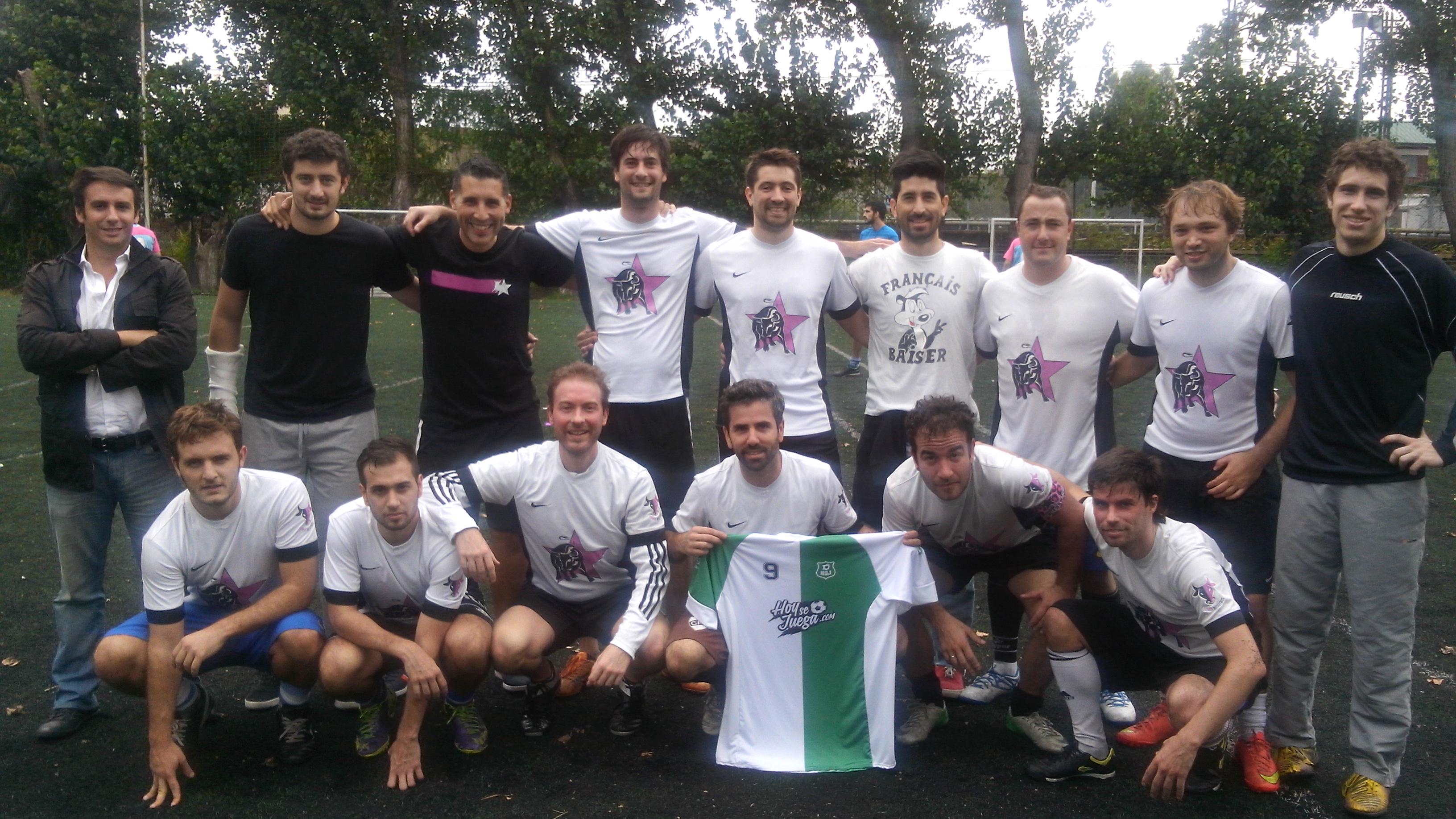 """El capitán de equpo """"Los Toros"""" de los torneos de Fui A La Pelota charló con HoySeJuega sobre el presente, pasado y futuro de su equipo."""