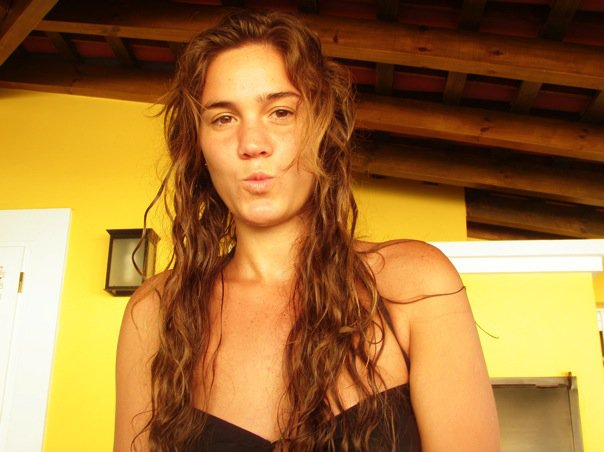 """<strong>Fernanda Martino juega al fútbol con sus amigas hace ya algunos años y se animo a responder las 10 preguntas picantes de """"Samantha en 10"""".</strong>"""