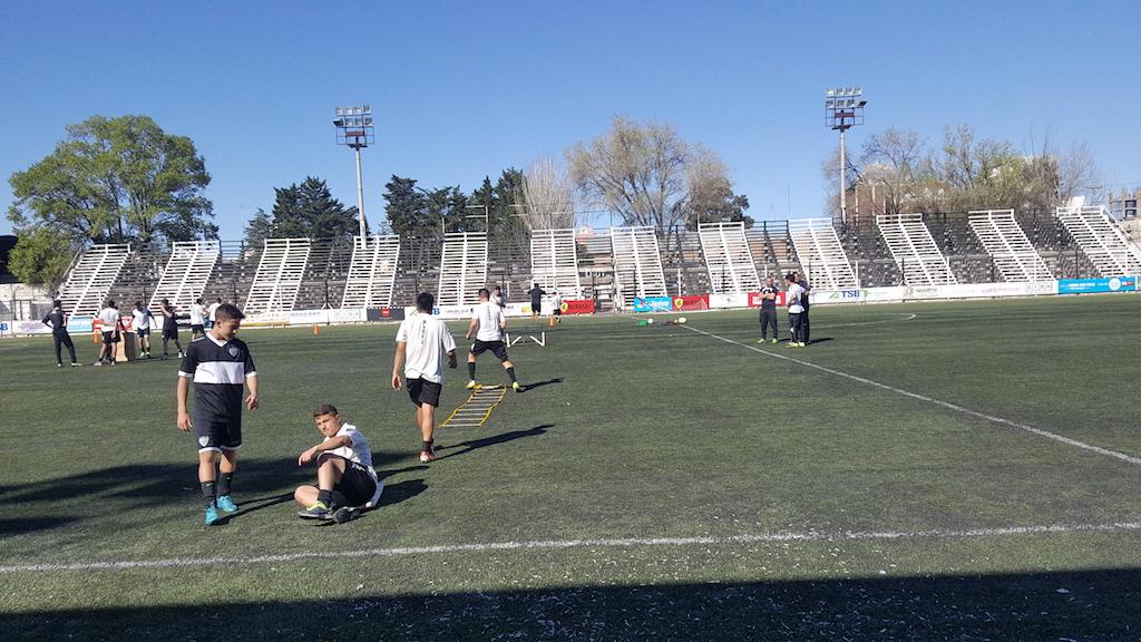 El fútbol...