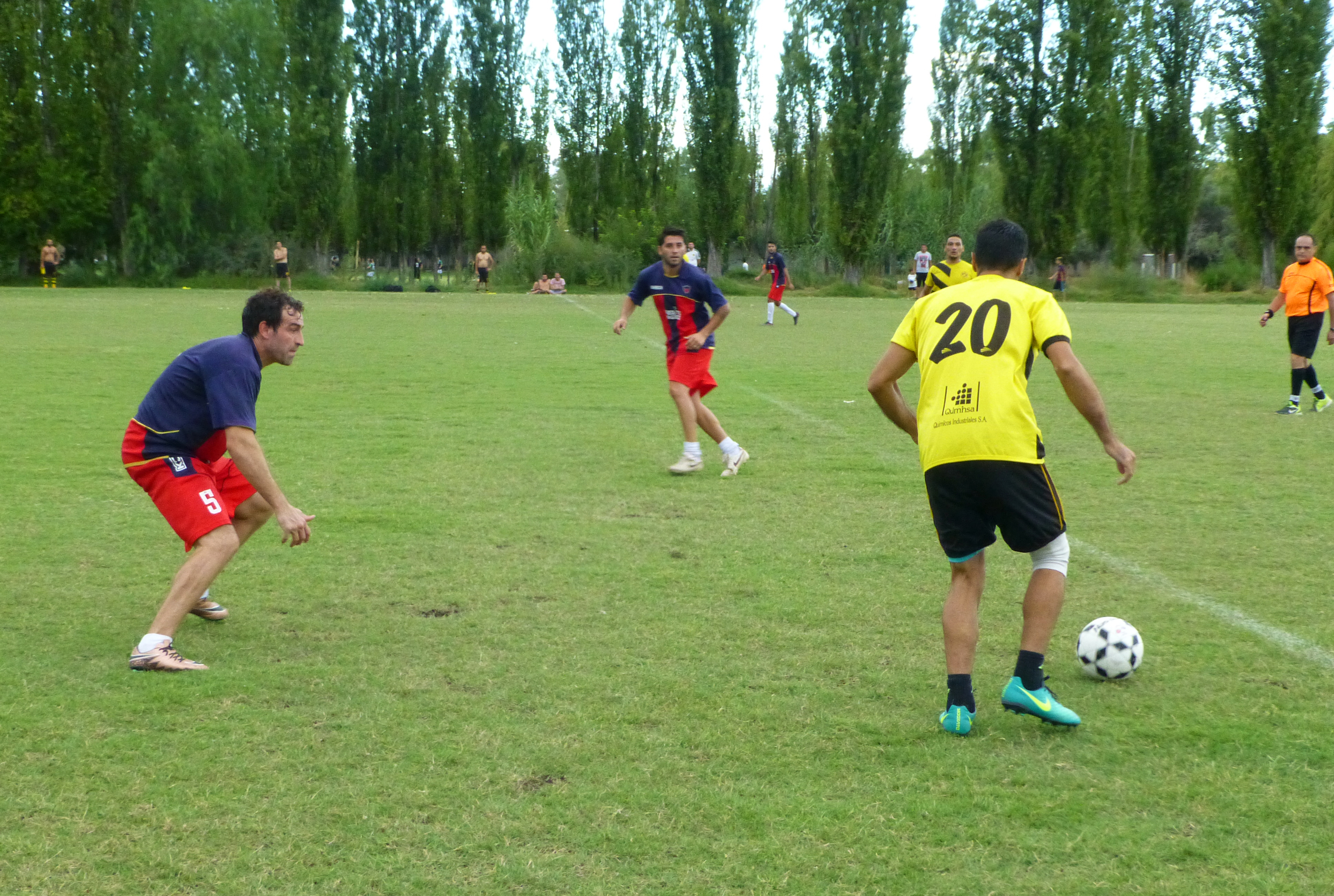 Desde Mendoza, Argentina, el equipo Stimaoz cuenta sobre su historia, sus logros, su objetivo para este 2017 y confiesa qué es lo más lindo, para ellos, del Fútbol Amateur.