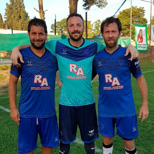 Unidad Sionista es el equipo más ganador del torneo Sio Fútbol Club, consagrándose en seis campeonatos de fútbol 11, los últimos diez años.