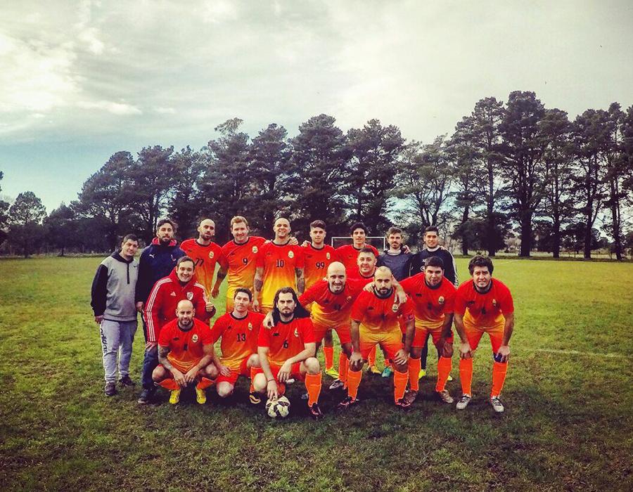 Emilio Horta, fútbol amateur con pasado profesional