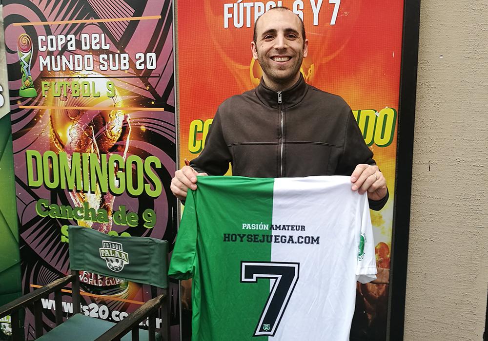 Lucas Rodríguez, es jugador de Cuba y con 43 goles en 21 partidos, fue el goleador de la fase regular del torneo. Charlamos con él post encuentro de octavos de final.