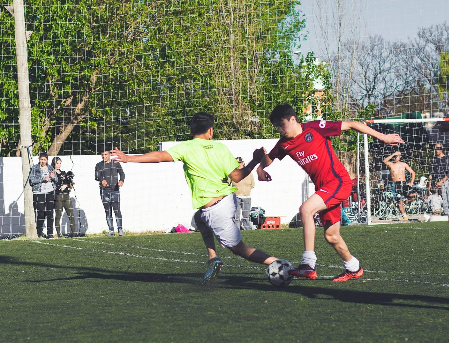 Torneo de Fútbol en Córdoba: Della Testa