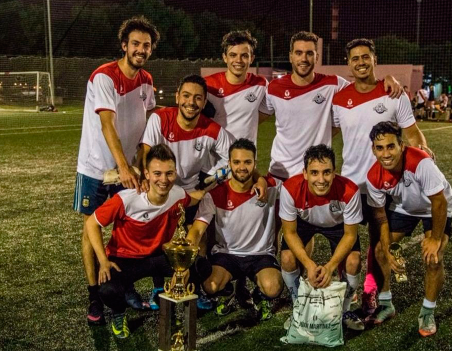 La Casti se coronó campeón de la Copa Galaxy y obtuvo el bicampeonato. Desde HoySeJuega charlamos con Javier Medah, quien nos contó sus sensaciones.