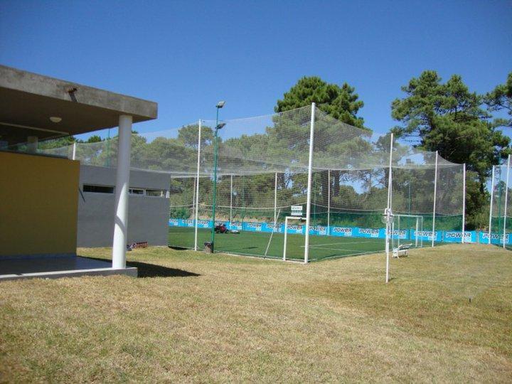 El complejo El Arco de Villa Gesell ya se preparará para recibir a todos los amantes del Fútbol Amateur que quieren vivir a pleno su amor por el deporte.