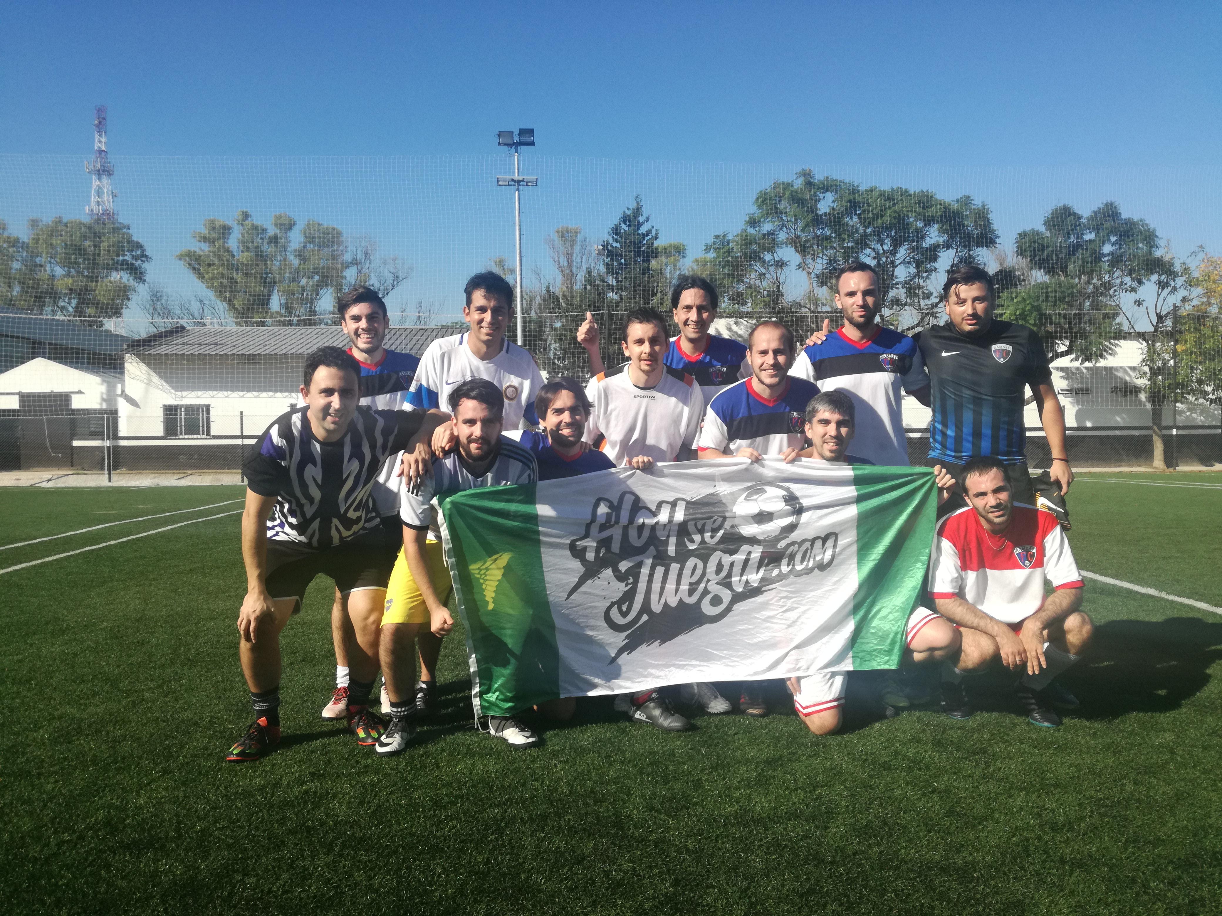 Ramsay FC es un equipo de Fútbol 8 que hace ocho años juega en los Torneos EDEBA y pese a no haber salido campeón, Diego Naveyra, su capitán, nos cuenta lo más importante del elenco.