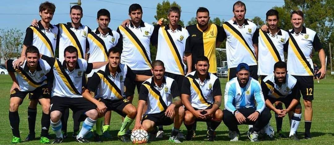El equipo...