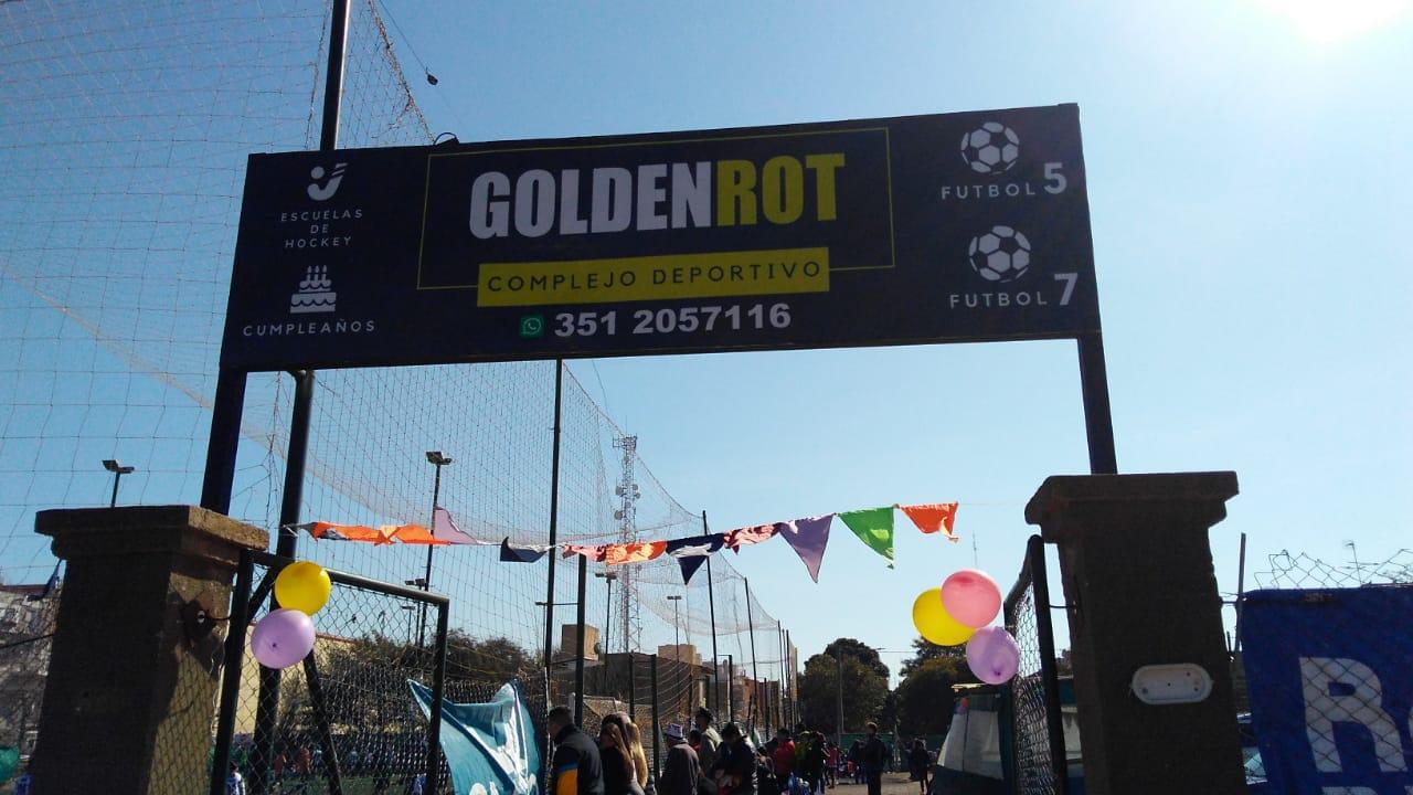 Conocé el complejo Goldenrot de Córdoba