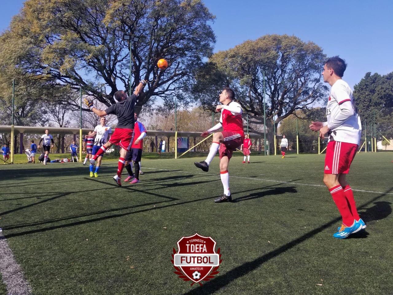 El torneo TDEFA es testigo de los cambios del fútbol amateur a lo largo del tiempo.