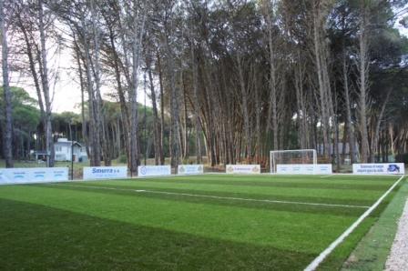 <strong>Te presentamos la primera cancha natural de fútbol en Carilo.</strong>
