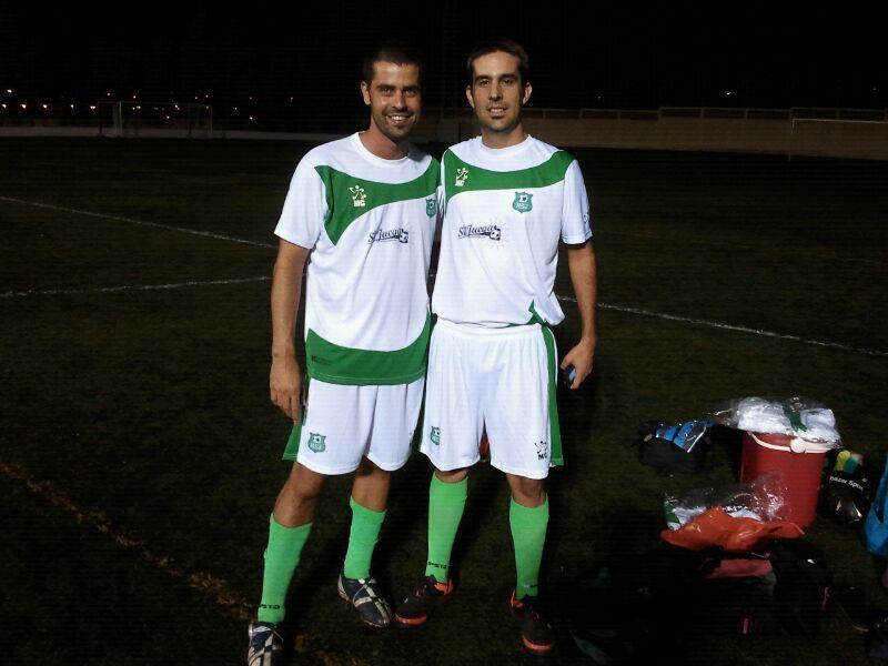 <strong>El primer equipo en vestir nuestro colores en el viejo continente.</strong>