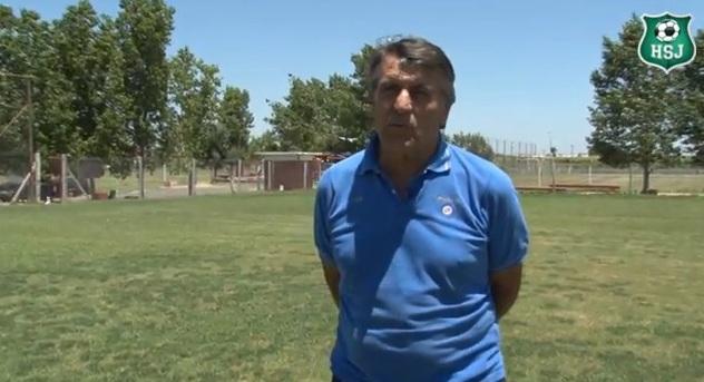 """<strong>Tocalli te responde todas las dudas a la hora de armar y organizar tu equipo de fútbol: """"Es ideal jugar con enganche"""".</strong>"""
